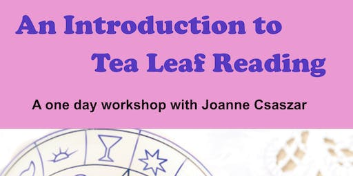An introduction to Tea Leaf Reading