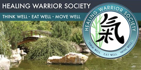 Healing Warrior Society: September 2019 Wellness Retreat tickets