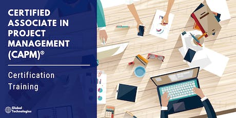 CAPM Certification Training in Columbia, SC tickets
