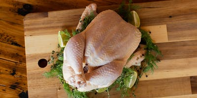 Poultry Butchery & Knife Skills Workshop
