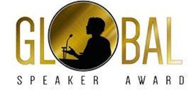 The global speaker award