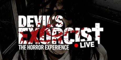 DEVIL'S EXORCIST - Die Horror-Experience   Mannheim Tickets