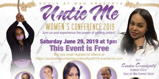 Untie Me Women's Conference 2019
