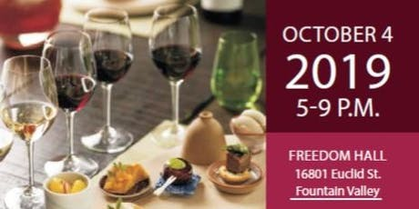 Experience Fountain Valley - Food&Wine tickets