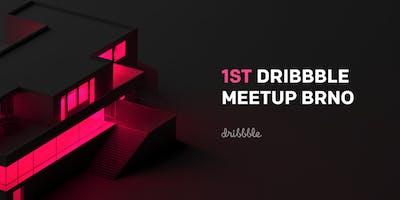 1st Dribbble Meetup Brno