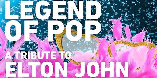 LEGEND OF POP - A TRIBUTE TO ELTON JOHN | München