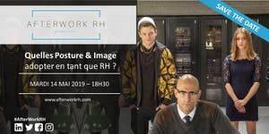 AfterWork RH Bordeaux - mai 2019 - Quelles posture &...