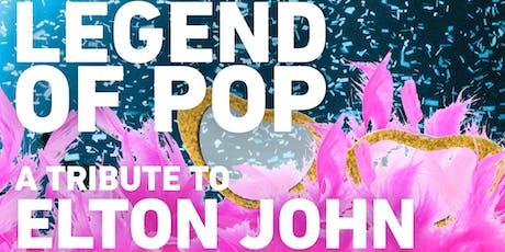 LEGEND OF POP - A TRIBUTE TO ELTON JOHN | Mannheim Tickets