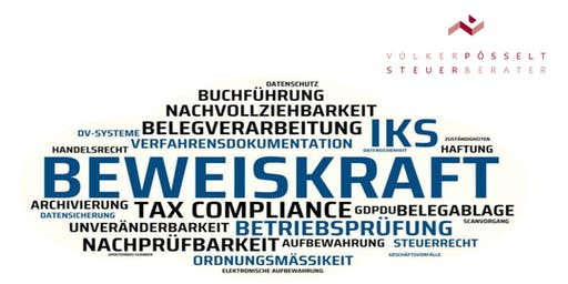 """Steuerkanzlei Aichach - damit der Prüfer keine """"Kasse"""" macht!"""