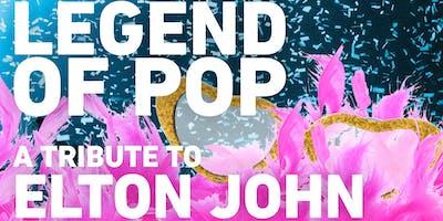 LEGEND OF POP - A TRIBUTE TO ELTON JOHN | Bielefeld