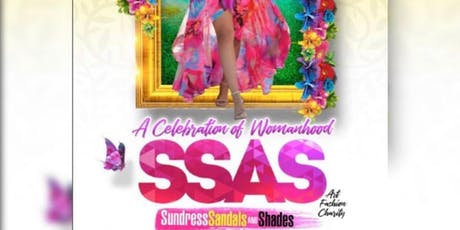 Sundress Sandals And Shades tickets
