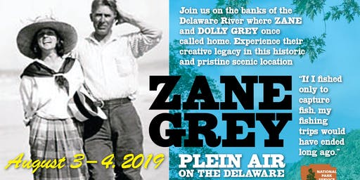 Zane Grey Plein AIr 2019