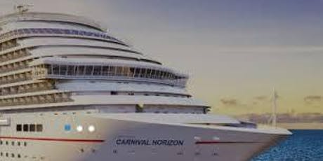 Cruise (Carnival Horizon) tickets