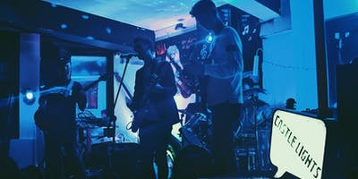 Castle Lights live at the Blue Room