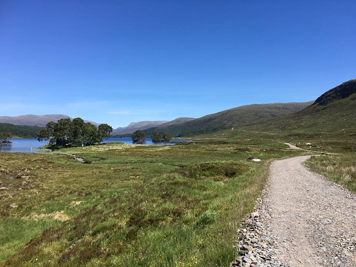 Over-50s Trail Running, Corrour image