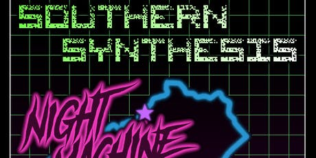 Southern Synthesis: A Night of Synthwave at Media Rerun tickets