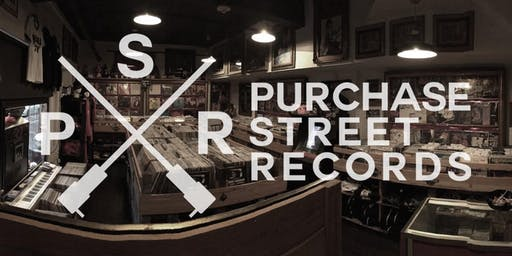 Purchase Street Records XMas Party!