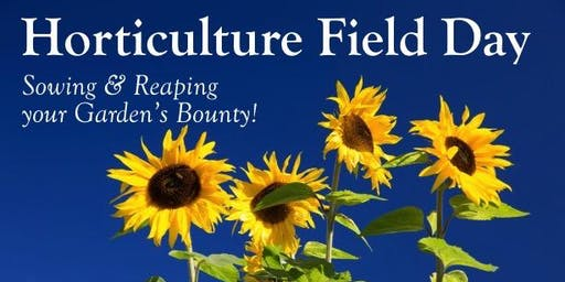 Horticulture Field Day