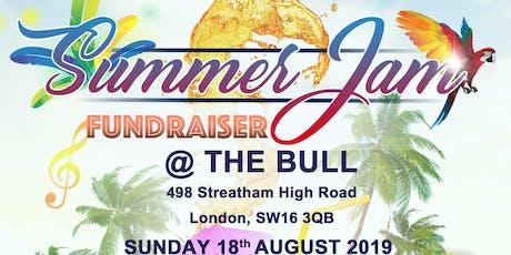 Summer Jam Fundraiser tickets