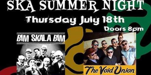 Ska Summer Night in The Vault!
