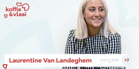 Koffie & Vlaai 2019 - Laurentine Van Landeghem billets