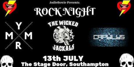ROCK NIGHT tickets