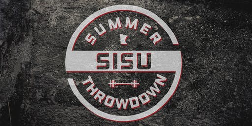 SISU Summer Throwdown 2019
