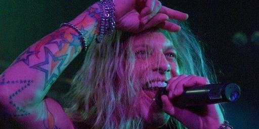 Ted Poley w/s/g Renegade Cartel - Live in the Vault