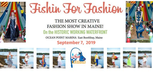 Fishin' For Fashion Show
