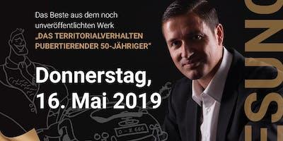 Musikalische Lesung. René B. Werner und Martin Schmitt im Schloß Rabenstein