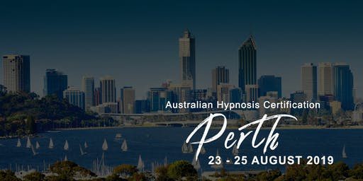 Australian Hypnosis Certification - Perth - August 2019