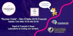 Runner Code - Aspettando il Giro D'Italia 2019...