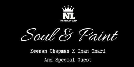 Soul & Paint Los Angeles  tickets