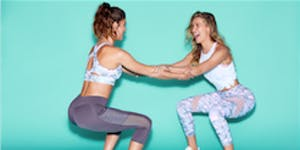 FREE Workout with High Fitness Dallas @Fabletics...