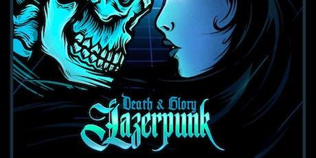 LAZERPUNK (From Budapest Hungary) /Rabbit Junk / Die Robot / Wolftron. 21+ tickets