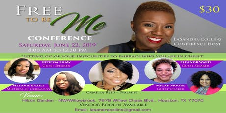 Free To Be Me Conference tickets