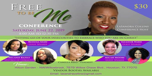 Free To Be Me Conference