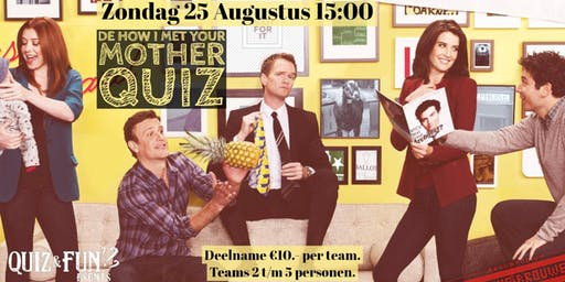De How i Met Your Mother Quiz