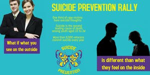 Suicide Prevention Rally