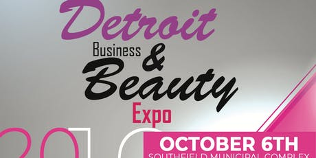 Detroit Business & Beauty Expo  tickets