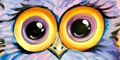 Canvas and Cookies: Owl Be Seeing You tickets