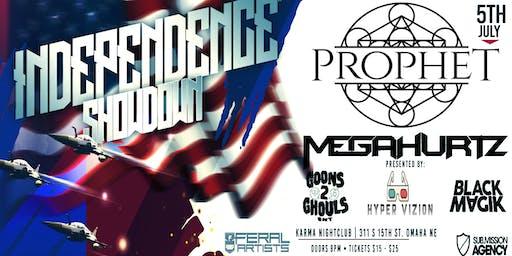 Independence Showdown ft Prophet & Megahurtz