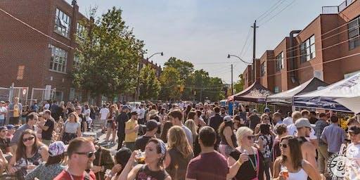 Leslieville Beerfest '19