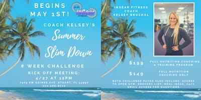 inGear Fitness Summer Slim Down 8 Week Challenge