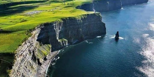 2nd annual cliffs of moher walk