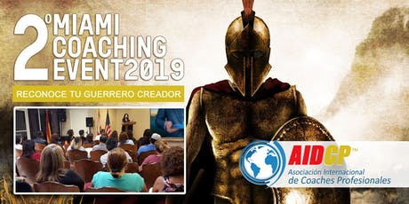 2o MIAMI COACHING EVENT:  Reconoce Tu Guerrero Creador tickets