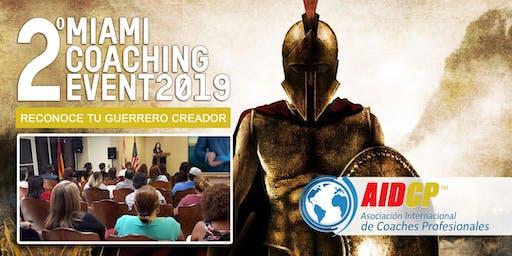 2o MIAMI COACHING EVENT:  Reconoce Tu Guerrero Creador