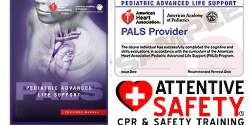 PALS Provider, $200, Same day AHA Card