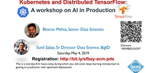 Distributed Tensorflow with Kubernetes - AI Workshop -...