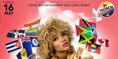 EVOLV ENT. PRESENTS VIBES IN THE SIX (VICTORIA LONG WEEKEND KICKOFF EVENT)
